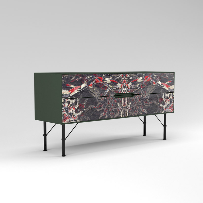 3D model icons sideboard mod 101
