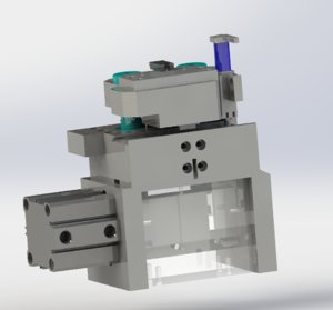 clever z axis transverse 3D model