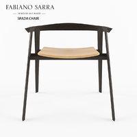 3D spada chair fabiano sarra