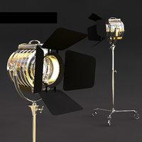 3D floor lamp mgm grand model