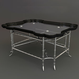 3D coffee table halifax