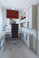 3D work room romance model