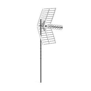 3D hdtv antenna