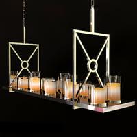 chandelier summit 3D model