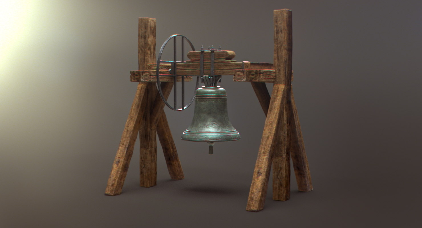 Church Bell Support