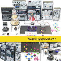 Medical laboratory set  1