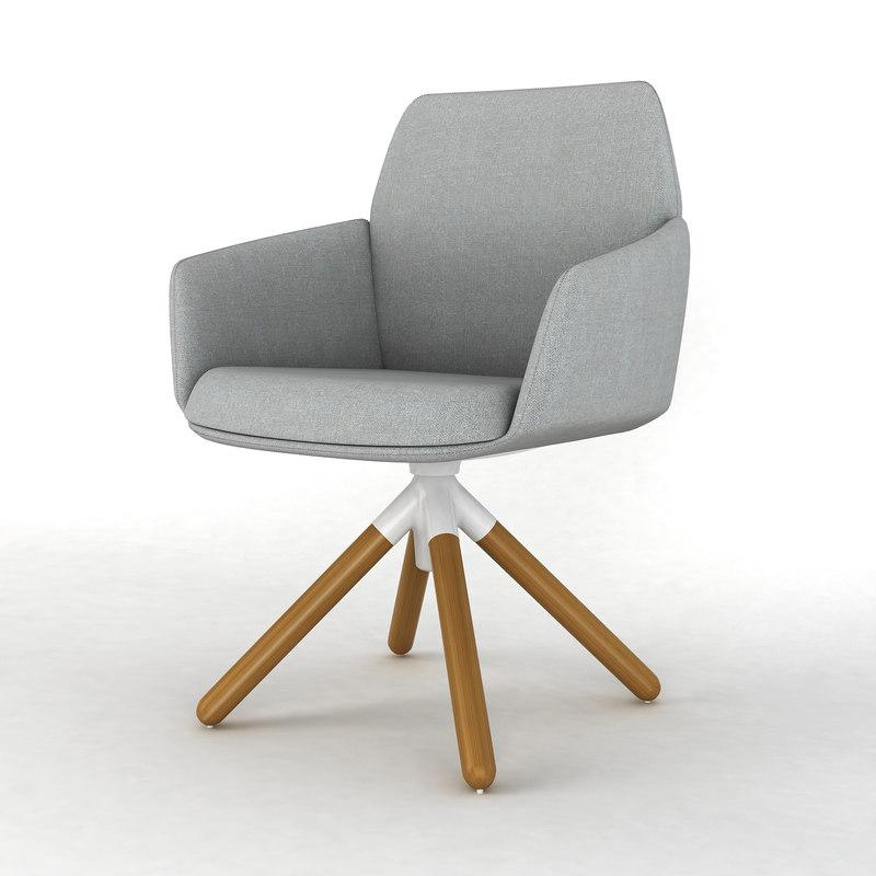 chairs sofa 3D