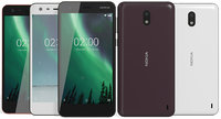 Nokia 2 All Colors