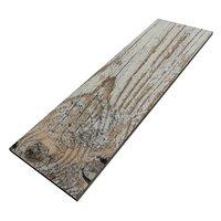 wood plank 3D model
