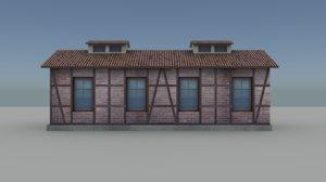 building railway model