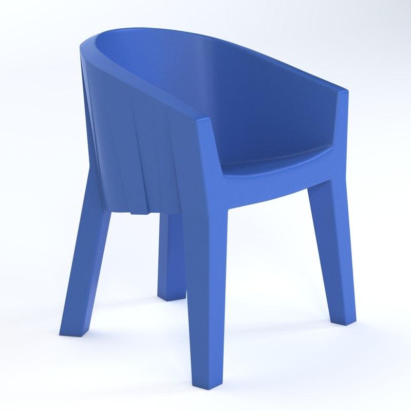 3D realistic photoreal model
