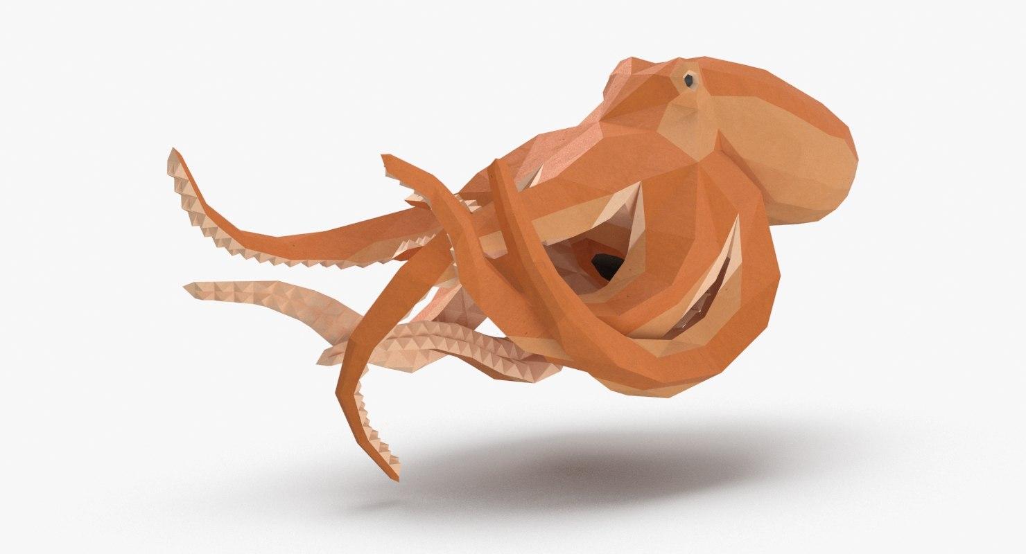 octopus---speeding model