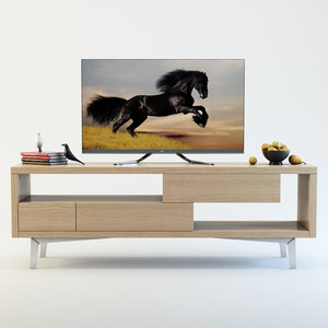 tv furniture 3D model