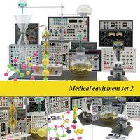 Medical laboratory set  2