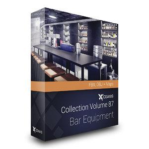 volume 87 bar equipment model