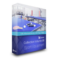 3D sport equipment volume 88