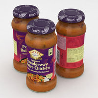 patak s tomato butter 3D