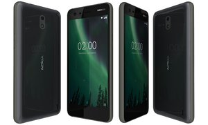 nokia 2 pewter black model
