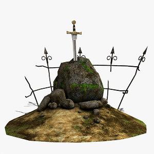 excalibur model
