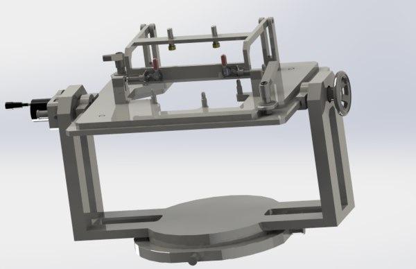 3D model manually rotating tool