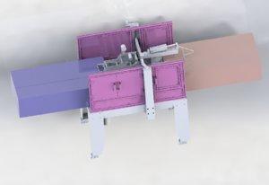 3D carton packing machine