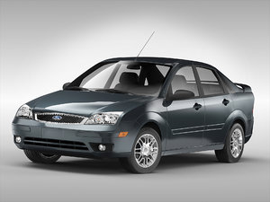 3D - car model
