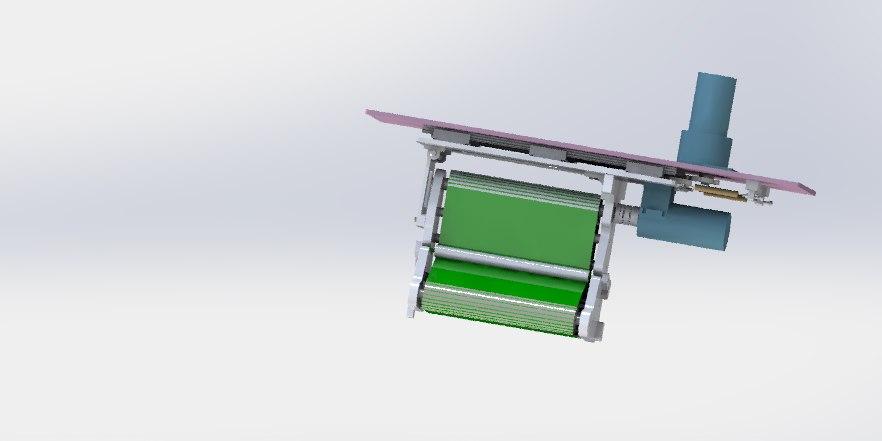 vibration polishing module model