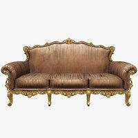sofa arimo 3D model