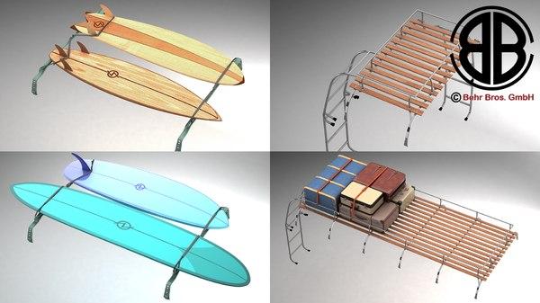 3D volkswagen accessory t1 model