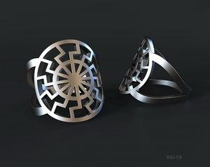 stl cnc printing 3D model