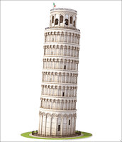 Pisa Tower, Italy.