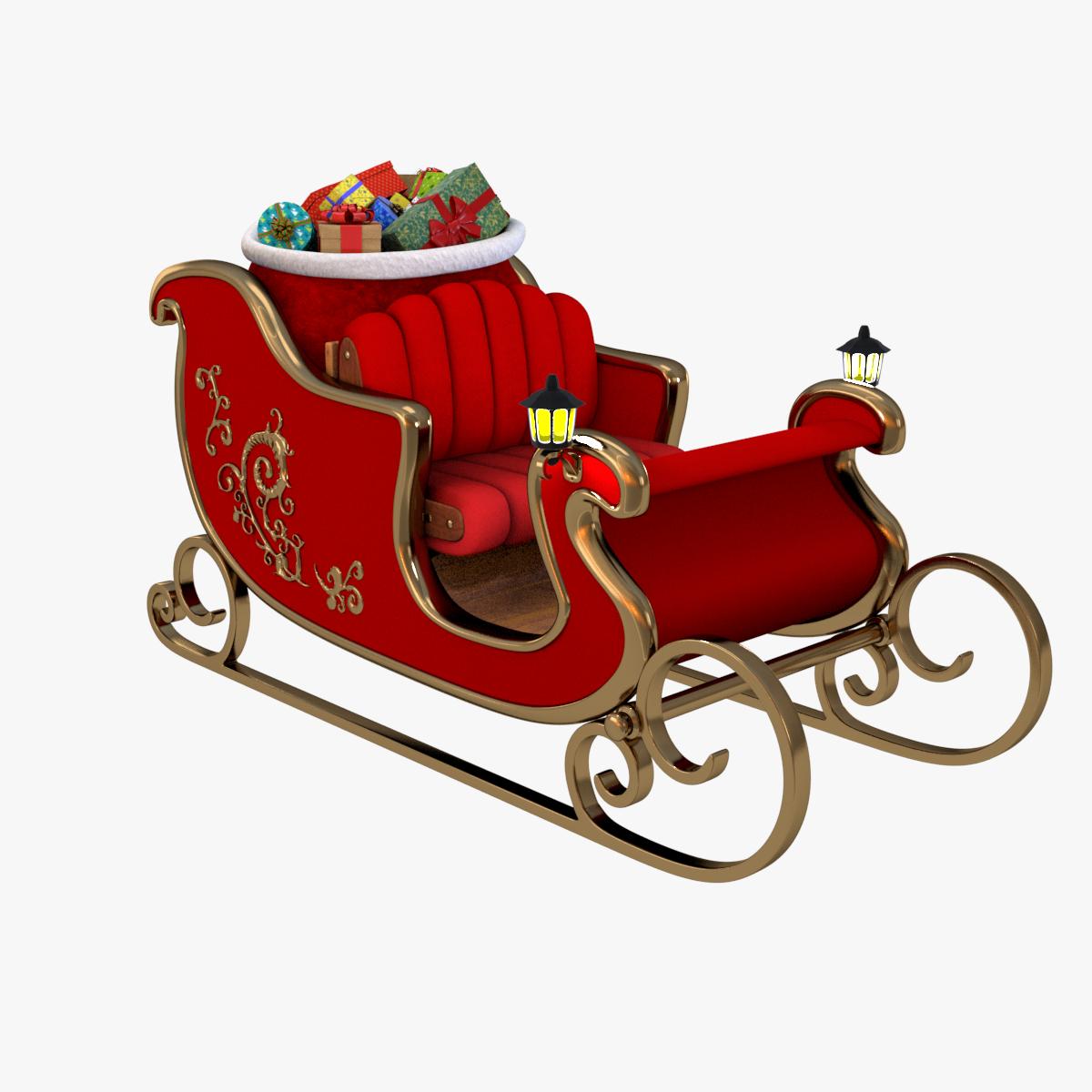 Image result for santa's sleigh