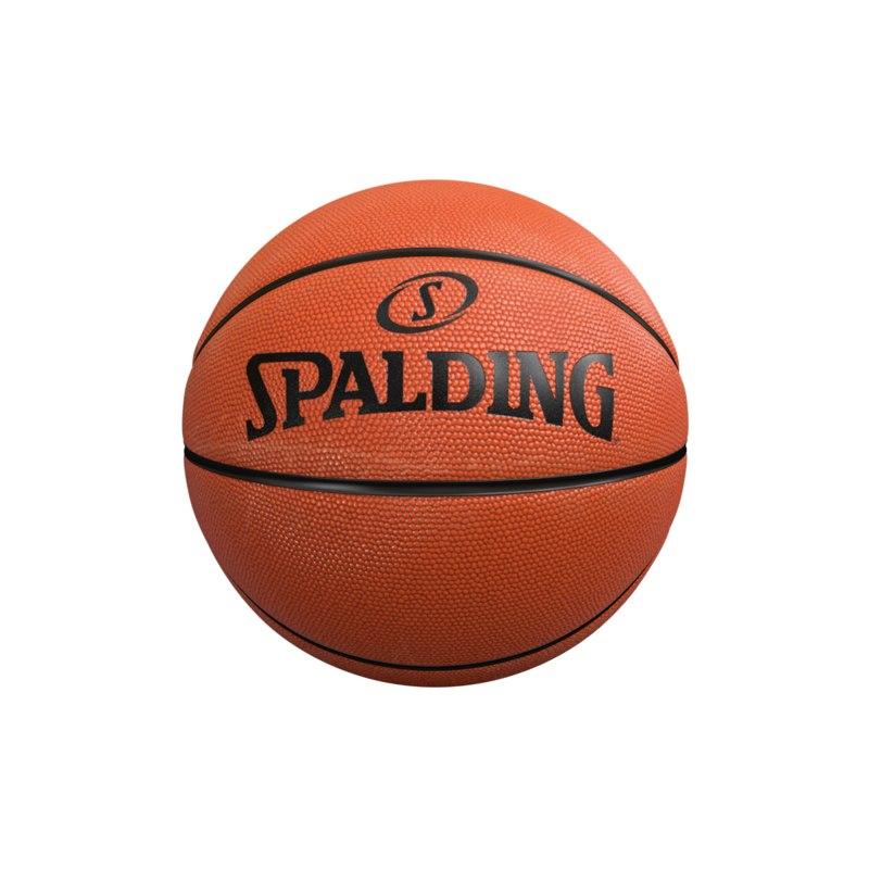3D realistic basketball uv model