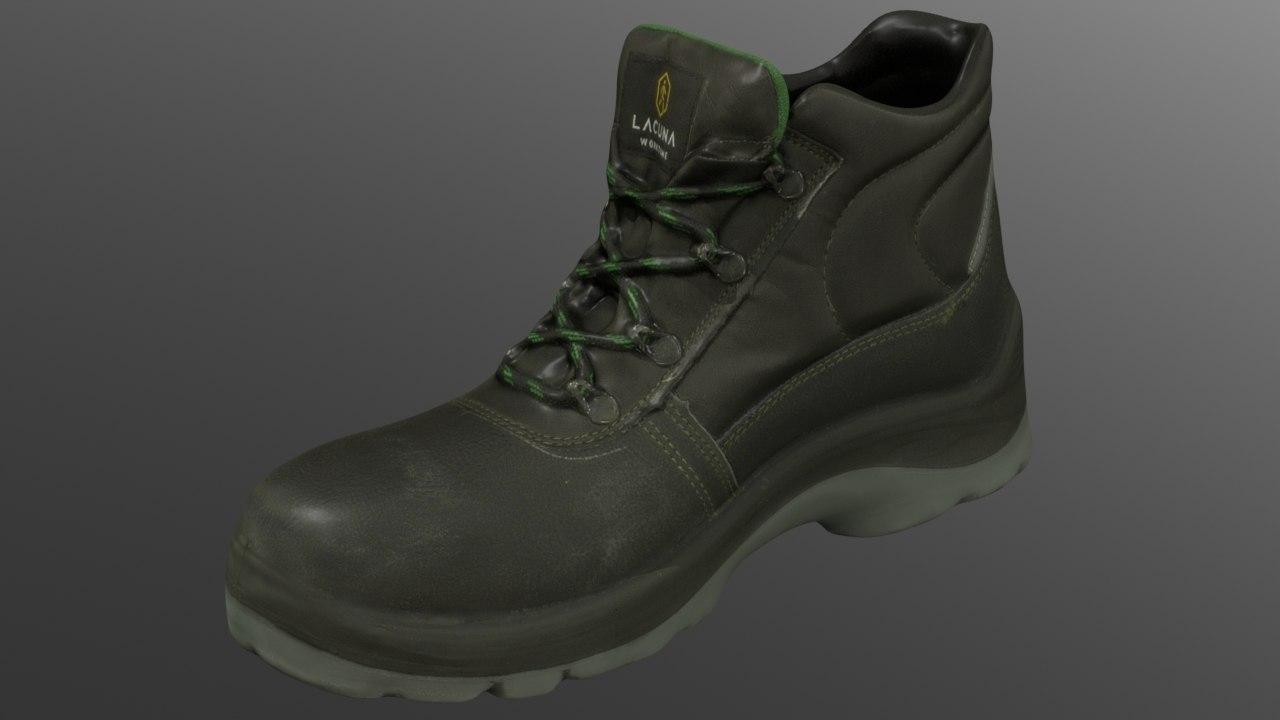 boot model