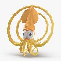3D model squid---turbosquid-logo