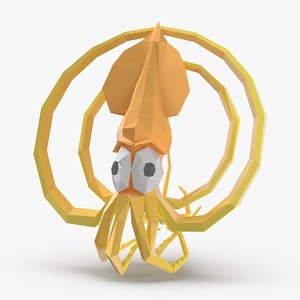 3D model squid---turbosquid-logo