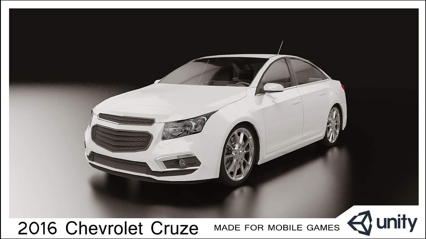 3D model car mobile games