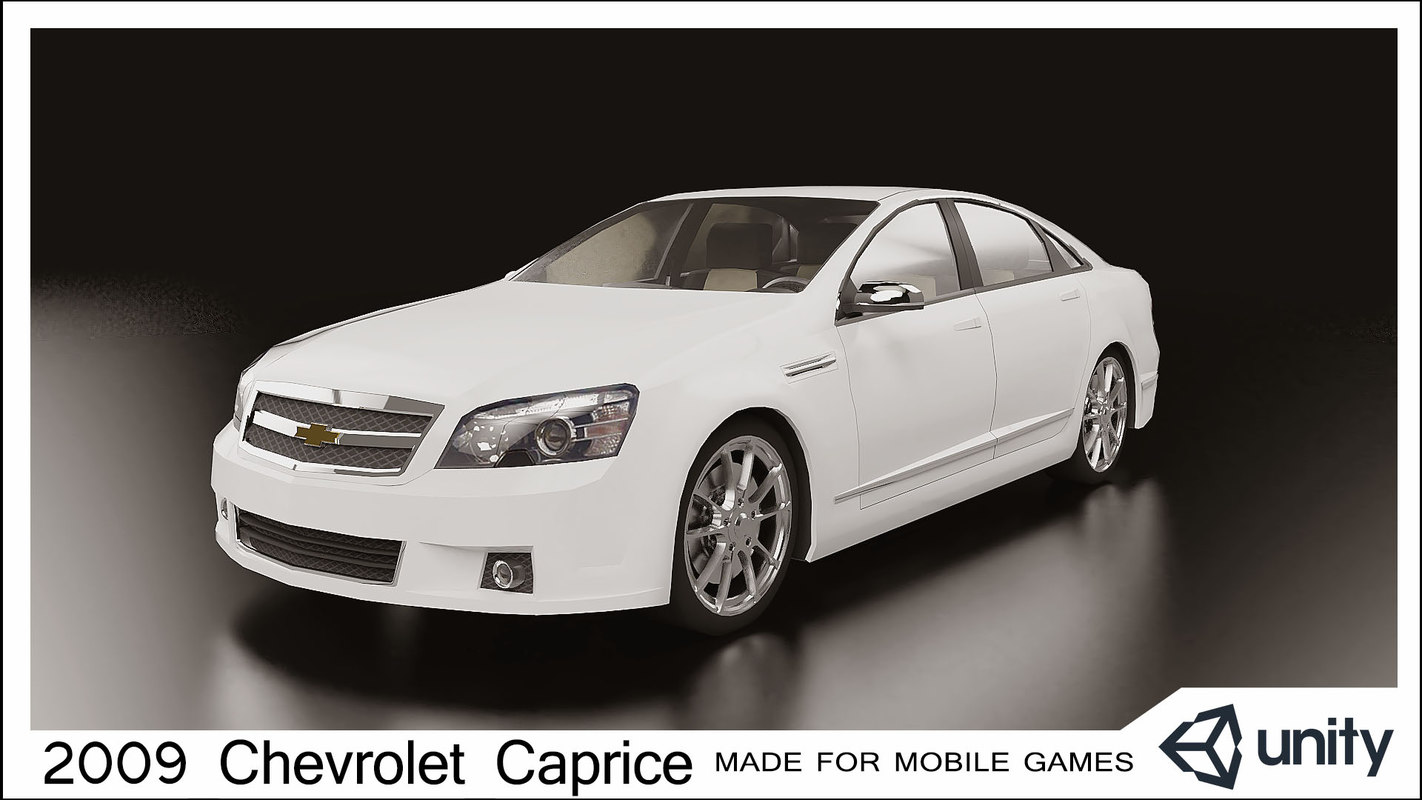 car mobile games 3D model