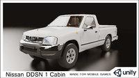 Nissan DDSN 1 Cabin