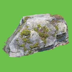 rock reality capture 3D