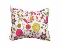 3D floral pillow model