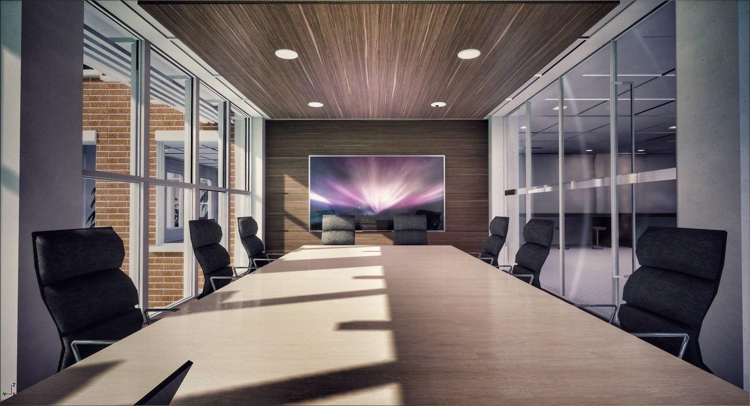 furniture light lightmap 3D model