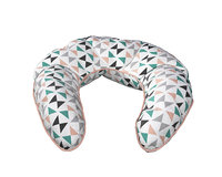neck pillow - triangles 3D model