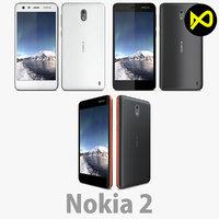 3D model smartphones 2