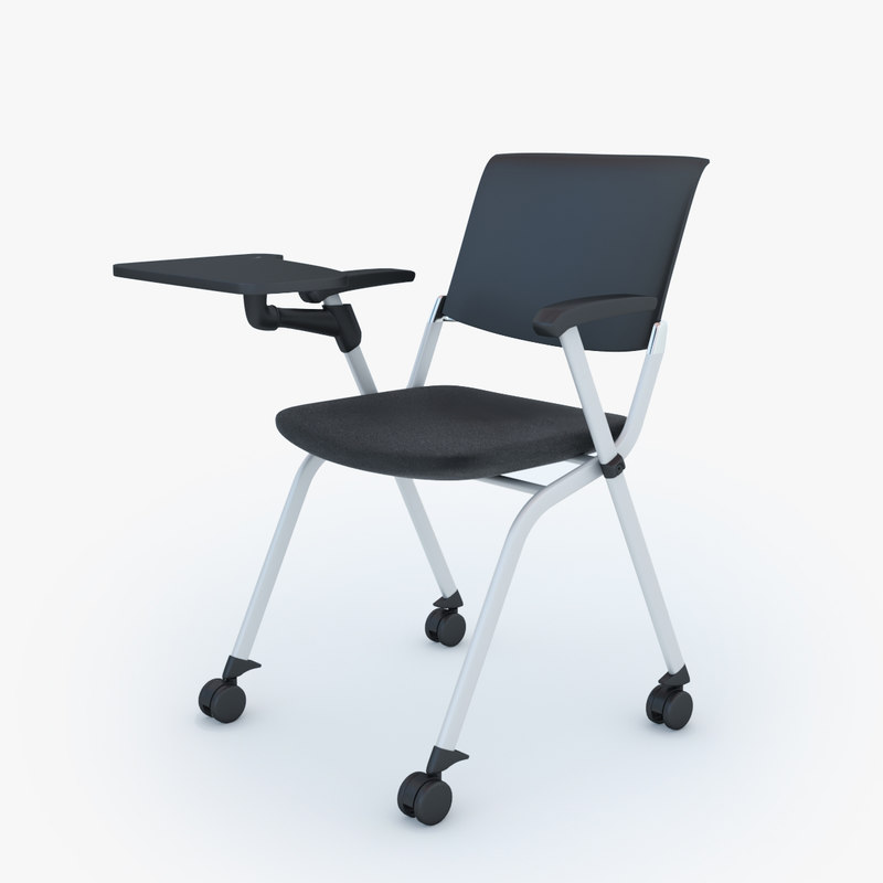 office chair table 3D