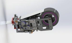 3D laminate machine module