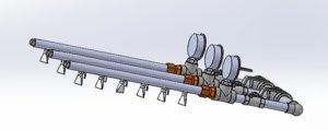 pressure nozzle 3D model