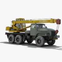 3D russian ks 2573 auto