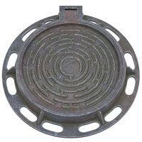 sewer lid model