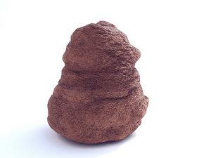 sand stone 2 3D model